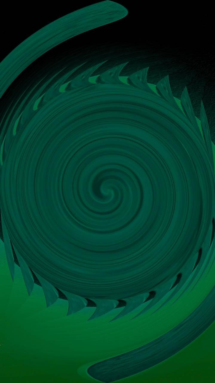 Abstractgreen