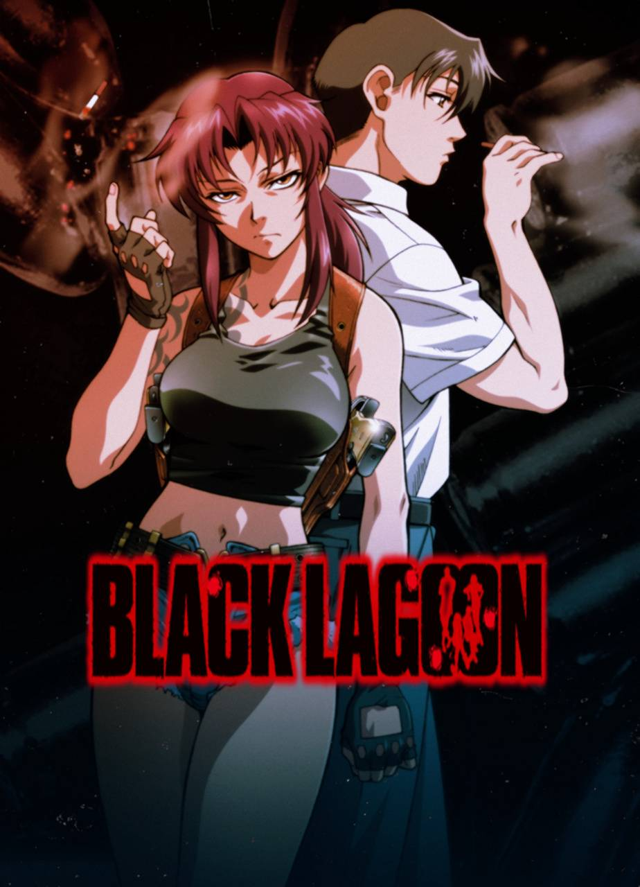 Black Lagoon Wallpaper By Underpowered C3 Free On Zedge