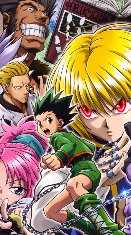Hunter X Hunter Wallpapers Free By Zedge