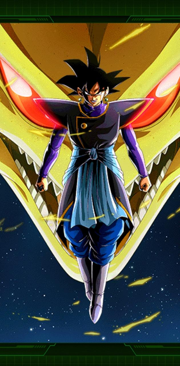 Zamasu Gokus body