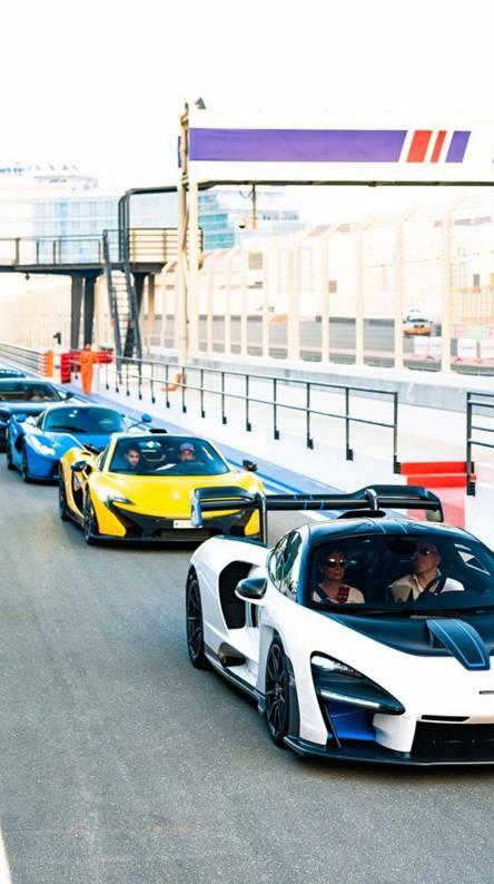 Hypercar line up