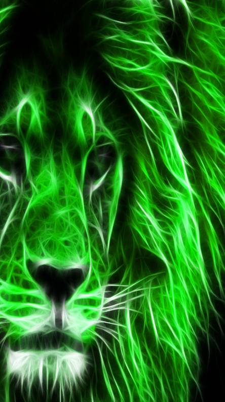 3d Lion Wallpapers Free By Zedge