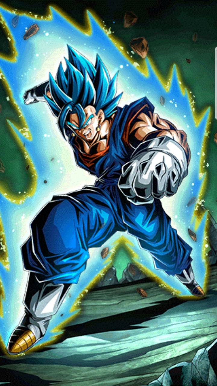 Ssj Blue Vegeto