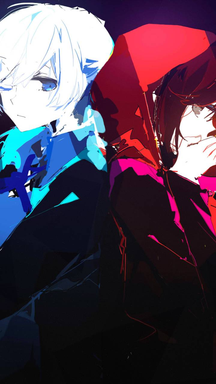 RWBY ruby and weiss