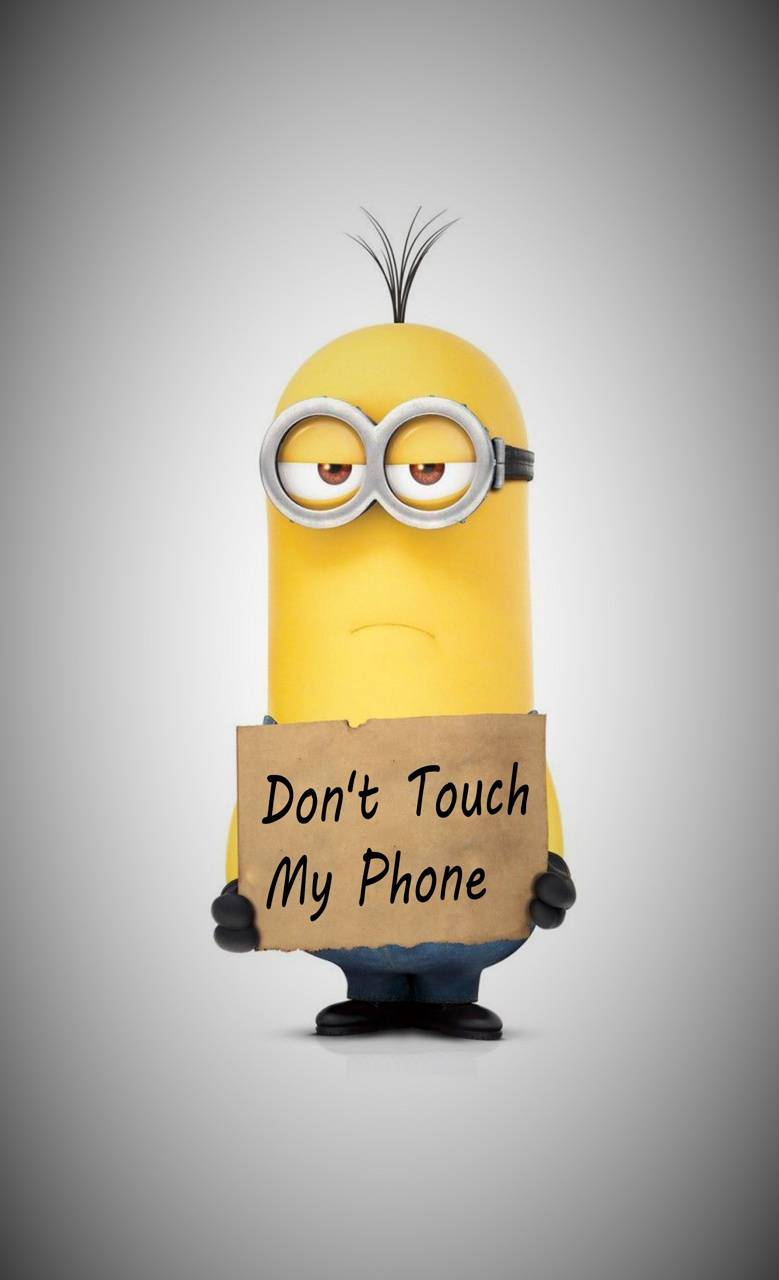 minion dont touch