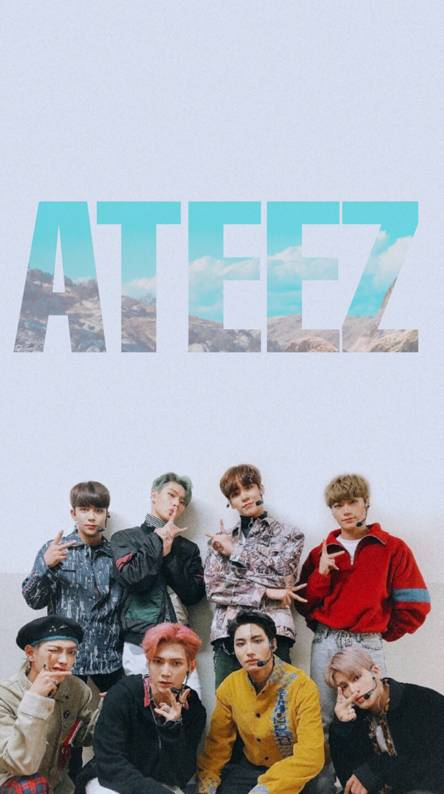 Ateez Ringtones And Wallpapers Free By Zedge