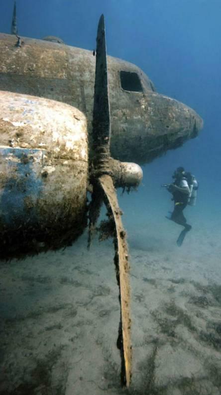 Underwater - Plain