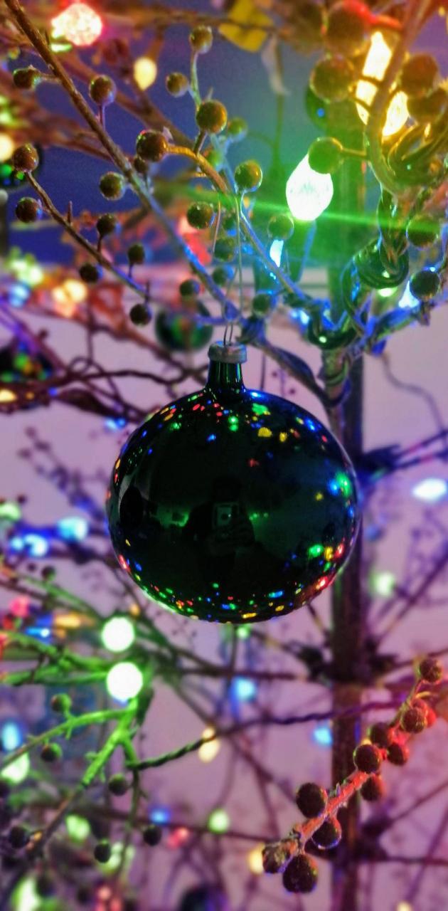 Esfera navidad