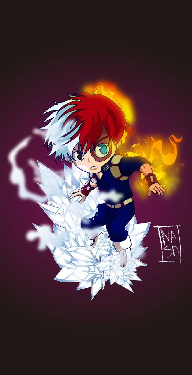 Shoto Todoroki Wallpaper By Diegonash 31 Free On Zedge