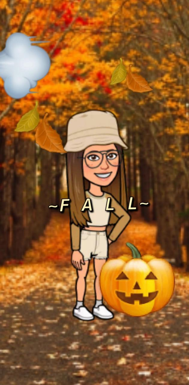 My Fall Bitmoji