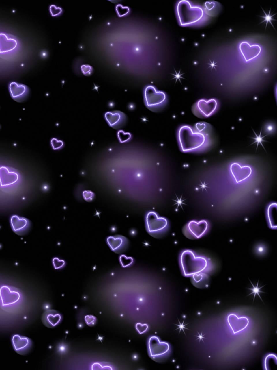 Purple Heart Galaxy