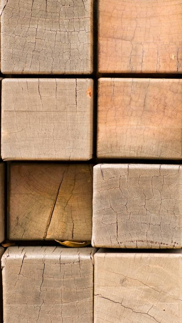 Squares Wood