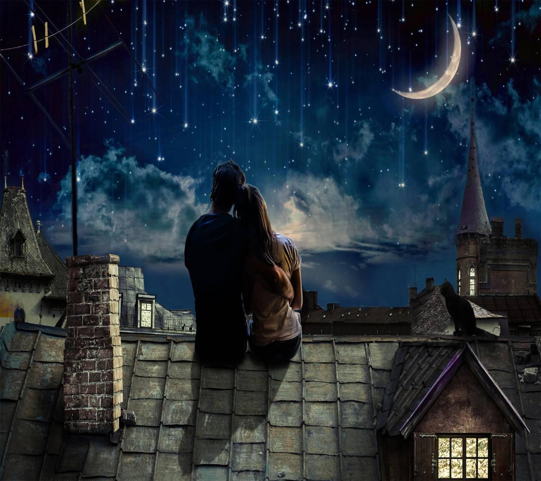 Silent Love Wallpaper by ksaran - 6d