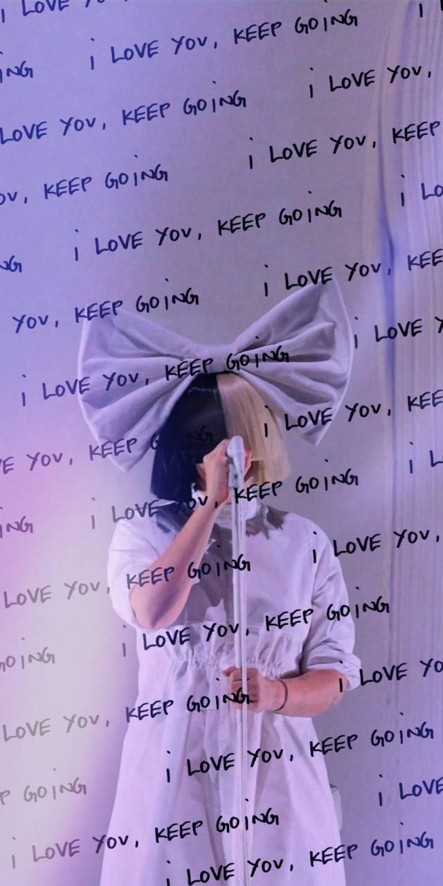 Sia Keep Going v2