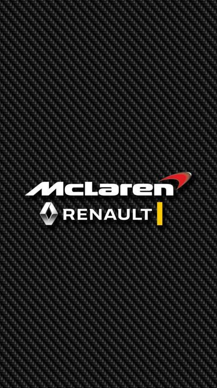 F1 McLaren Renault