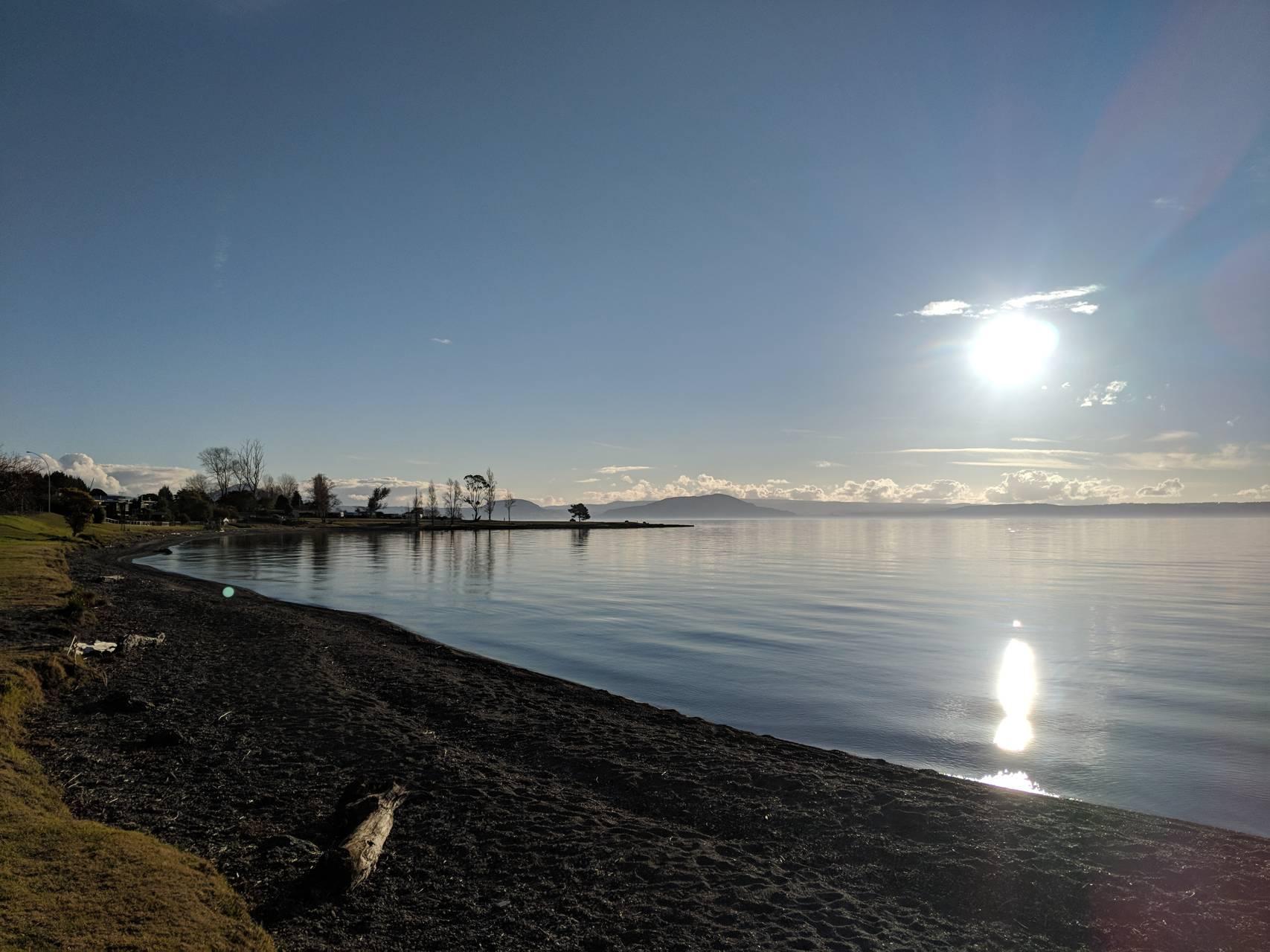 Great Lake Taupo NZ