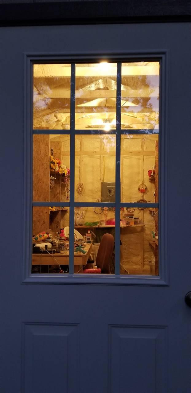 Craft Shop Window