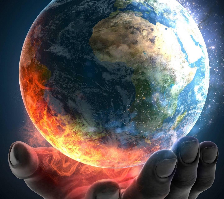 El mundo en la mano