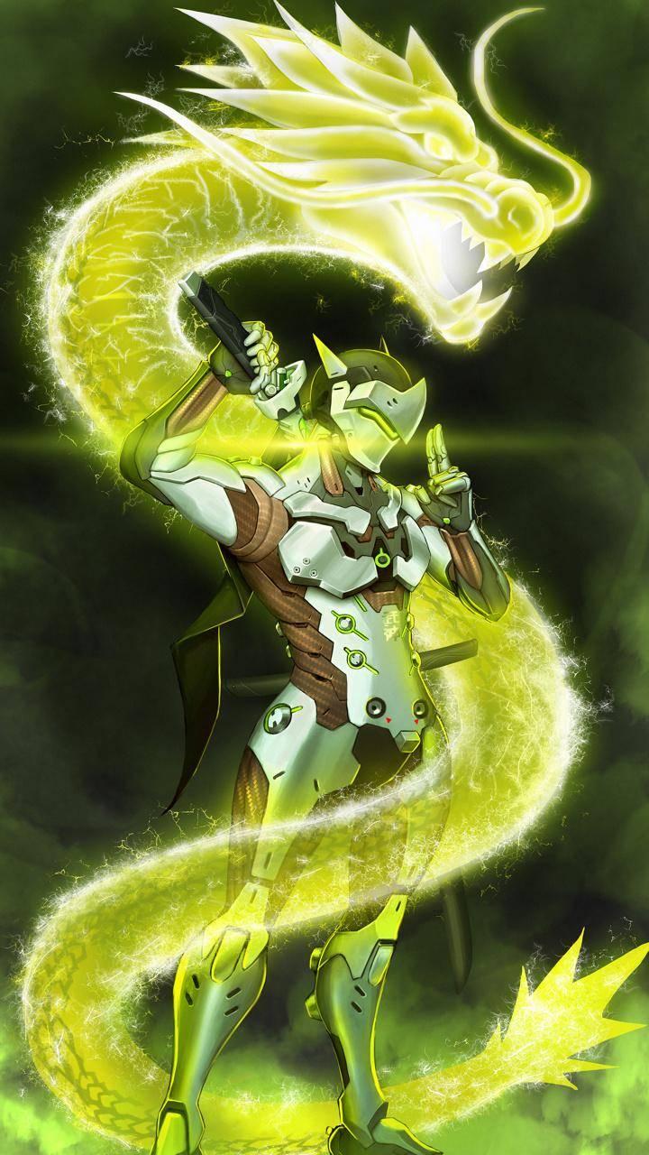 Overwatch Genji Wallpaper By Overwatchfi D6 Free On Zedge