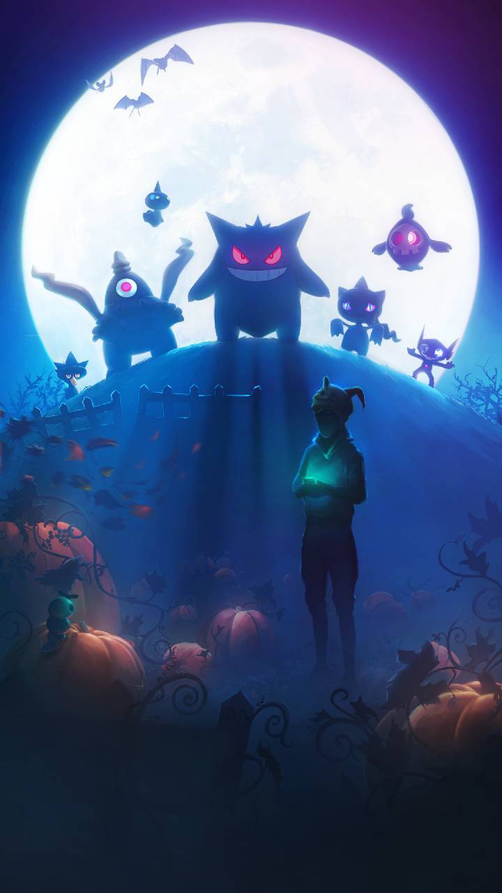 pokemon ghost