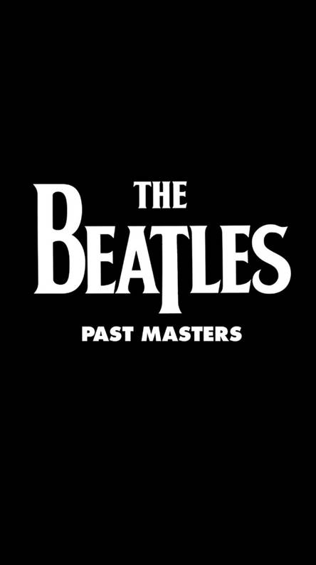 Beatles Past Masters