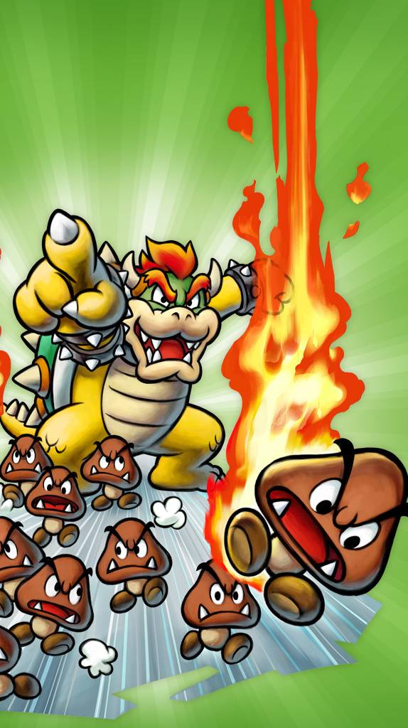 Bowser Attack