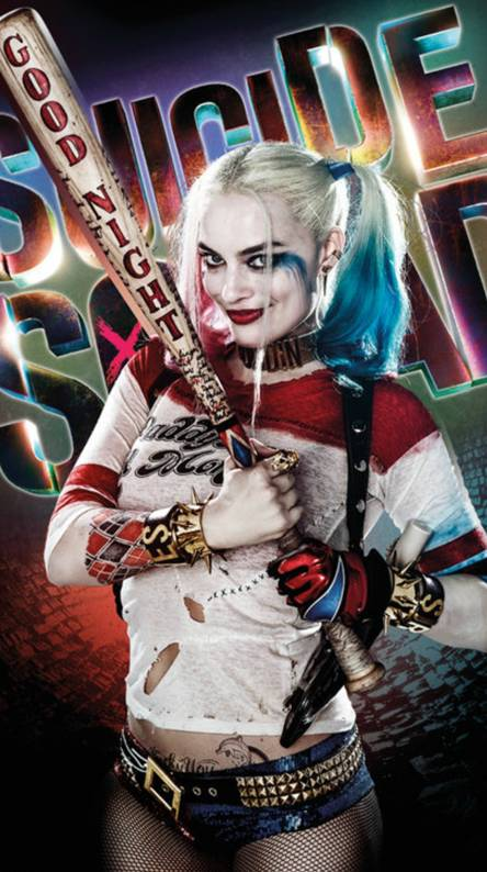 Sexy Harley Quinn Ringtones And Wallpapers Free By Zedge