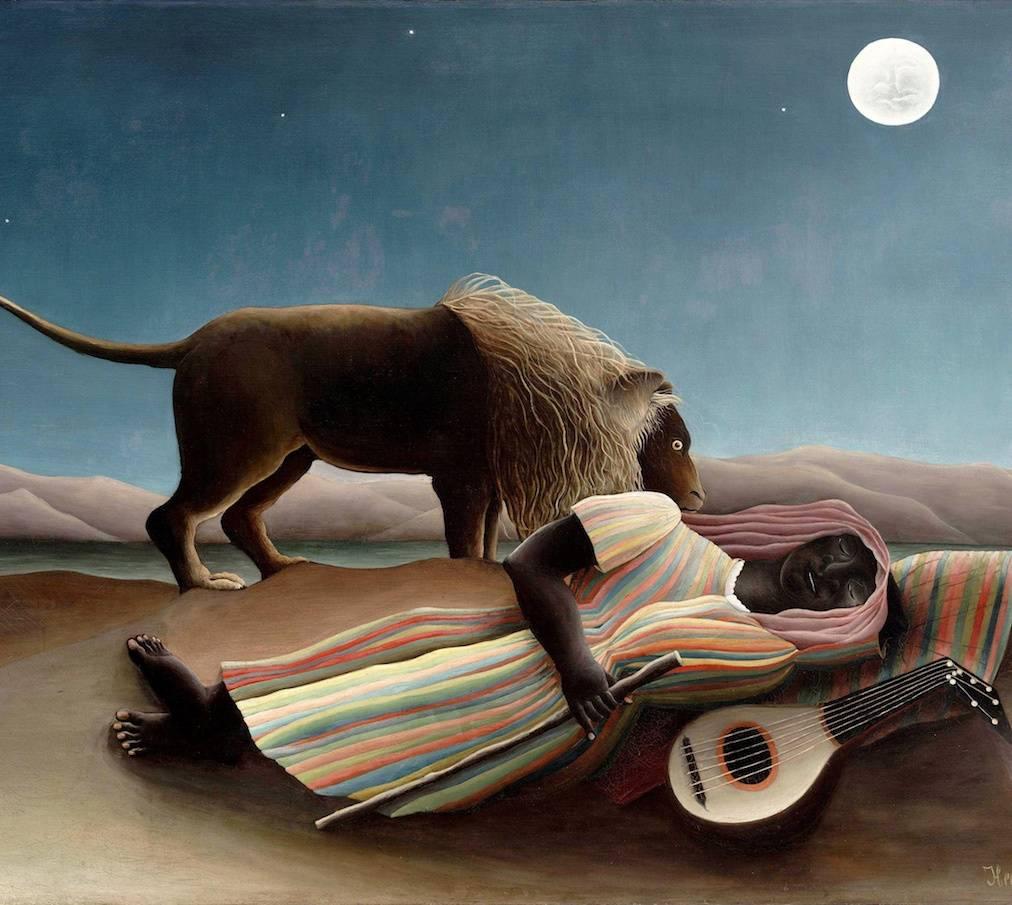 Sleeping Gypsy Wallpaper By Sootikin