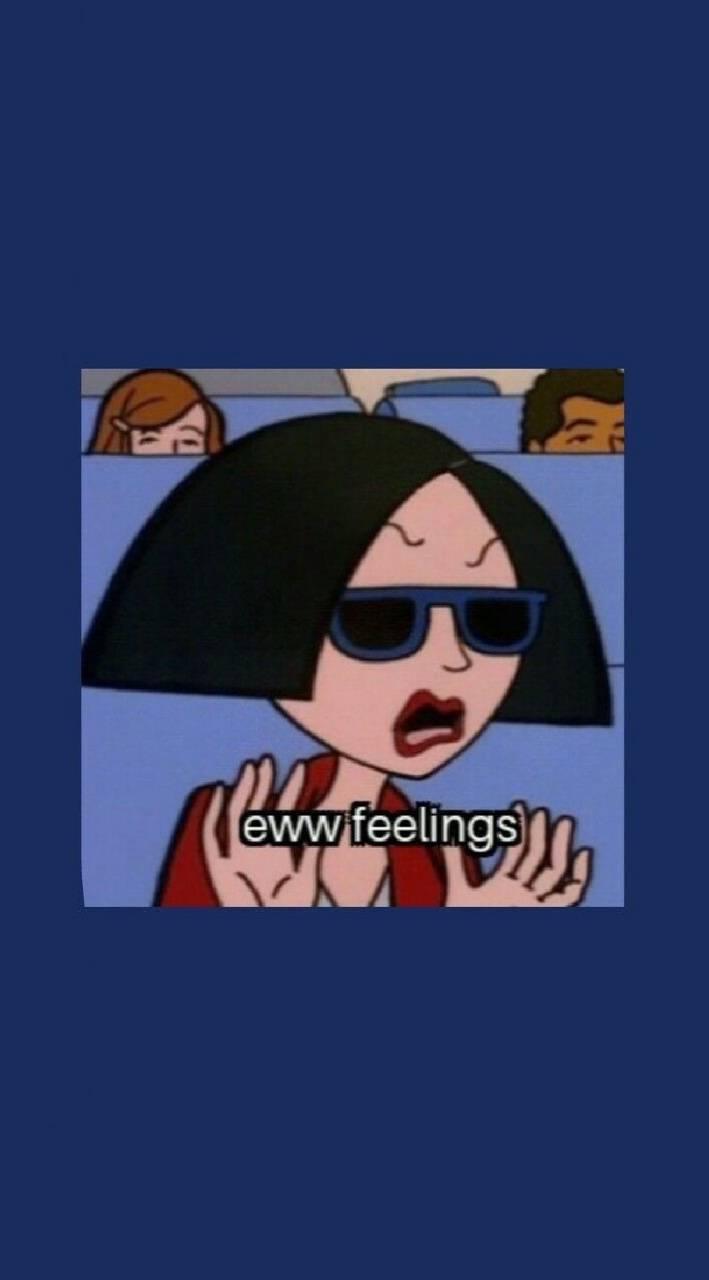 Eww feelings