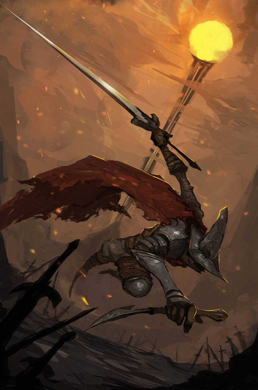 Dark Souls 3 Farron