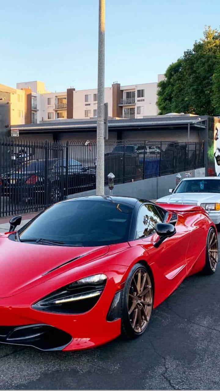 McLaren in Cali