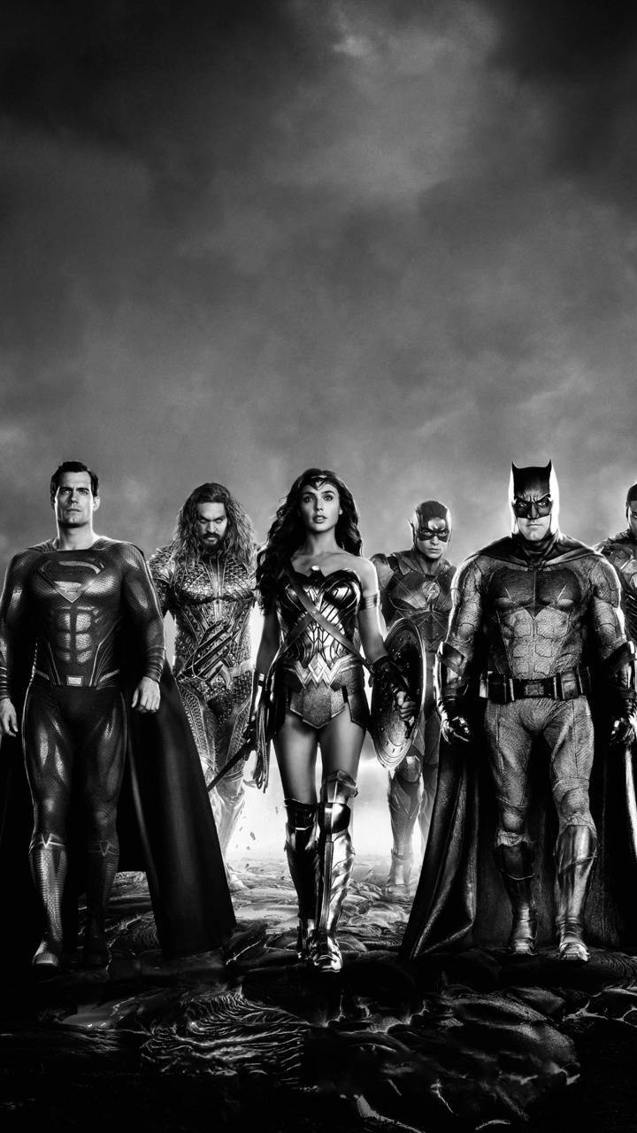 Justice League 2021