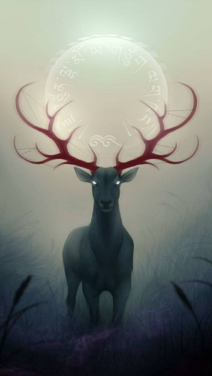 Monster deer