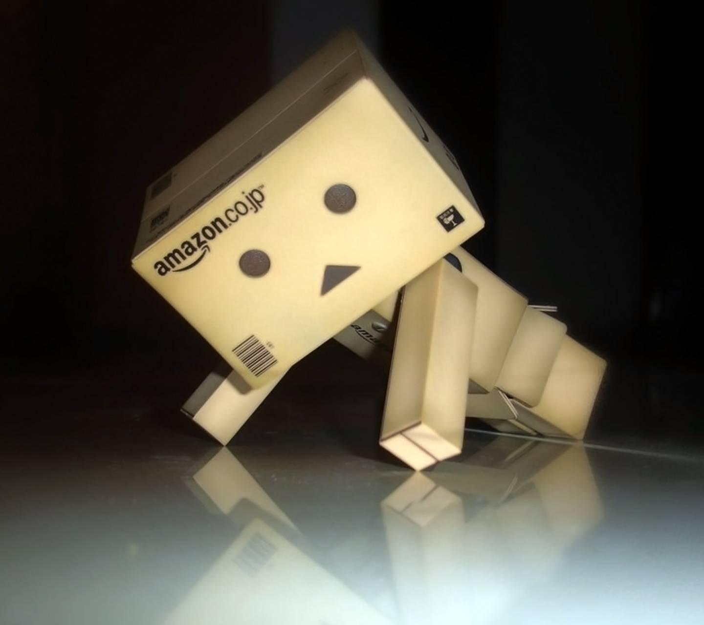 Amazon Box Robot 12