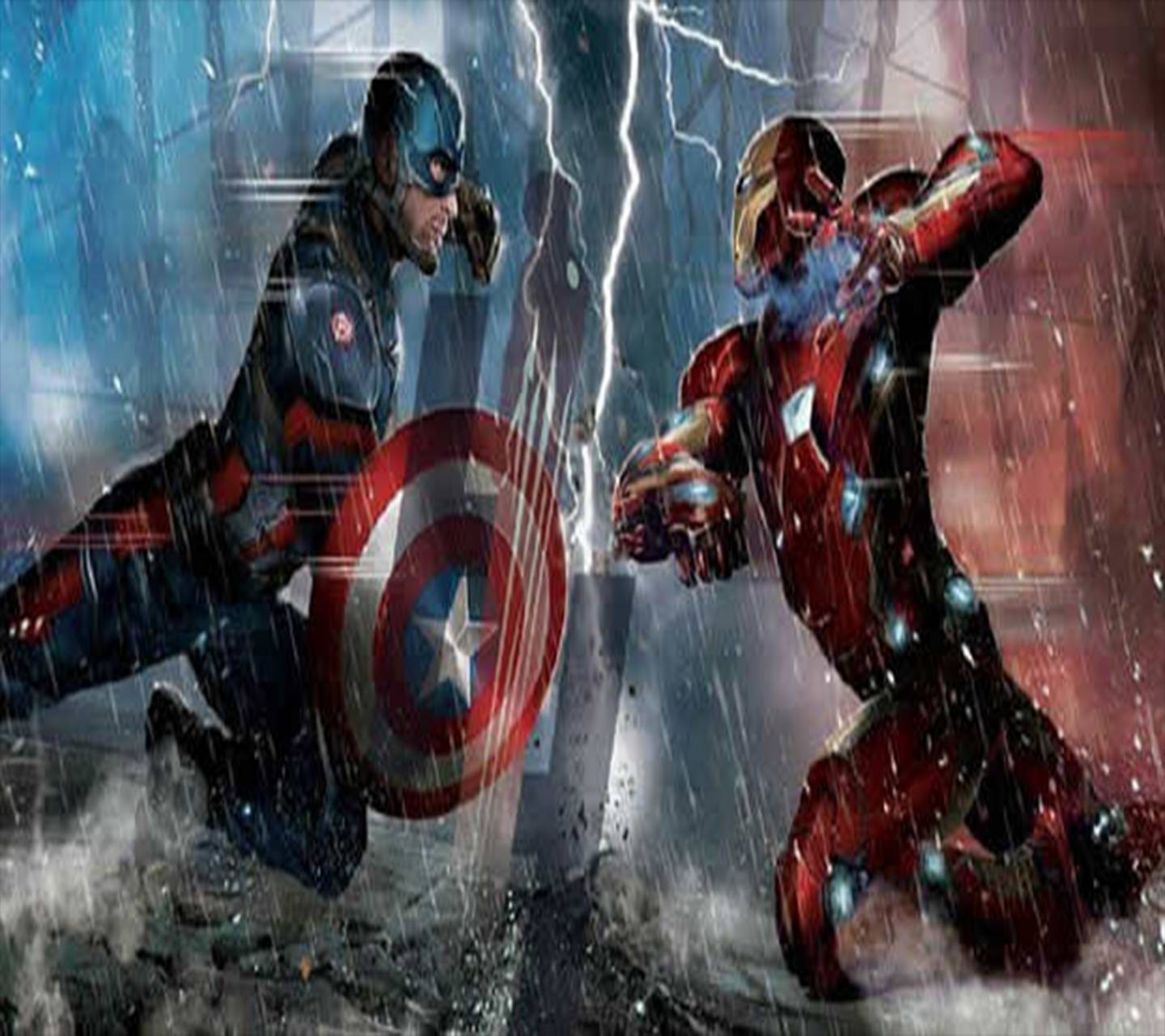 Marvel Civil War