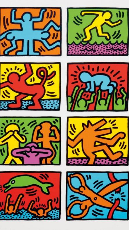 Keith Haring Wallpapers Free By Zedge