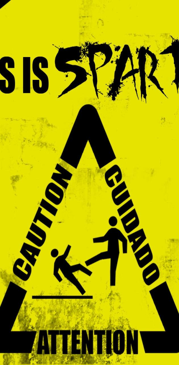 Caution by Sparta