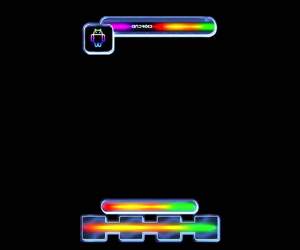 Rainbow Galaxy S2