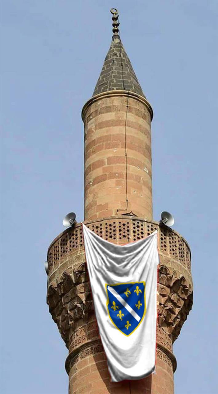 Dzamija sa zastavom