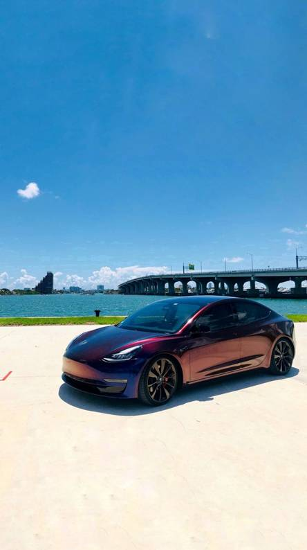 Tesla Model S Ringtones And Wallpapers Free By Zedge