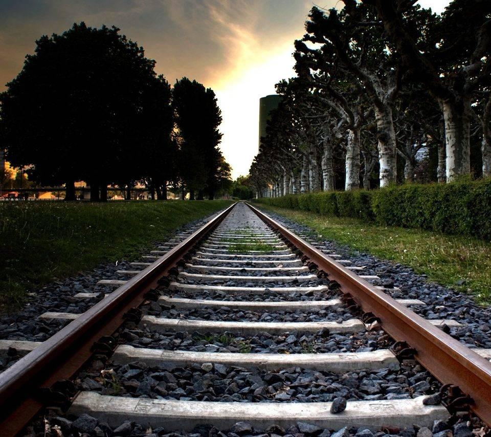 Galaxy Note Railway