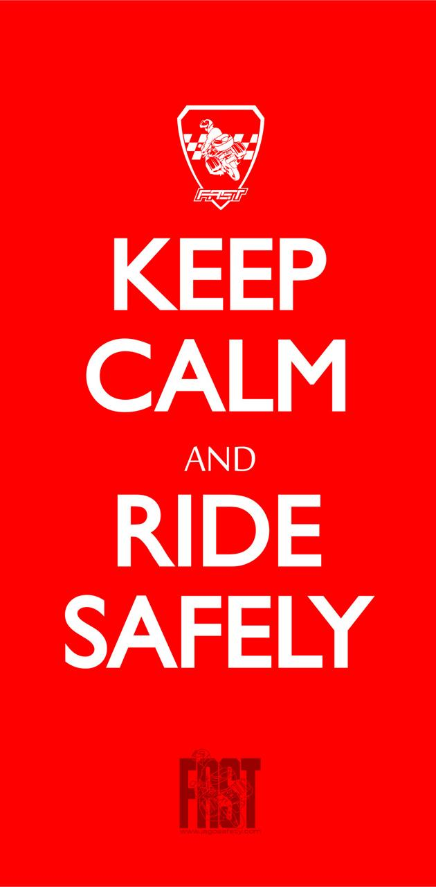 calm and ride
