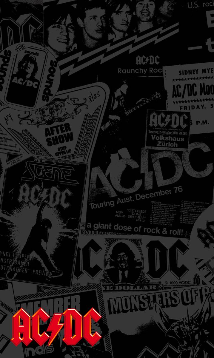 Acdc Wallpaper By Rafhina007 90 Free On Zedge