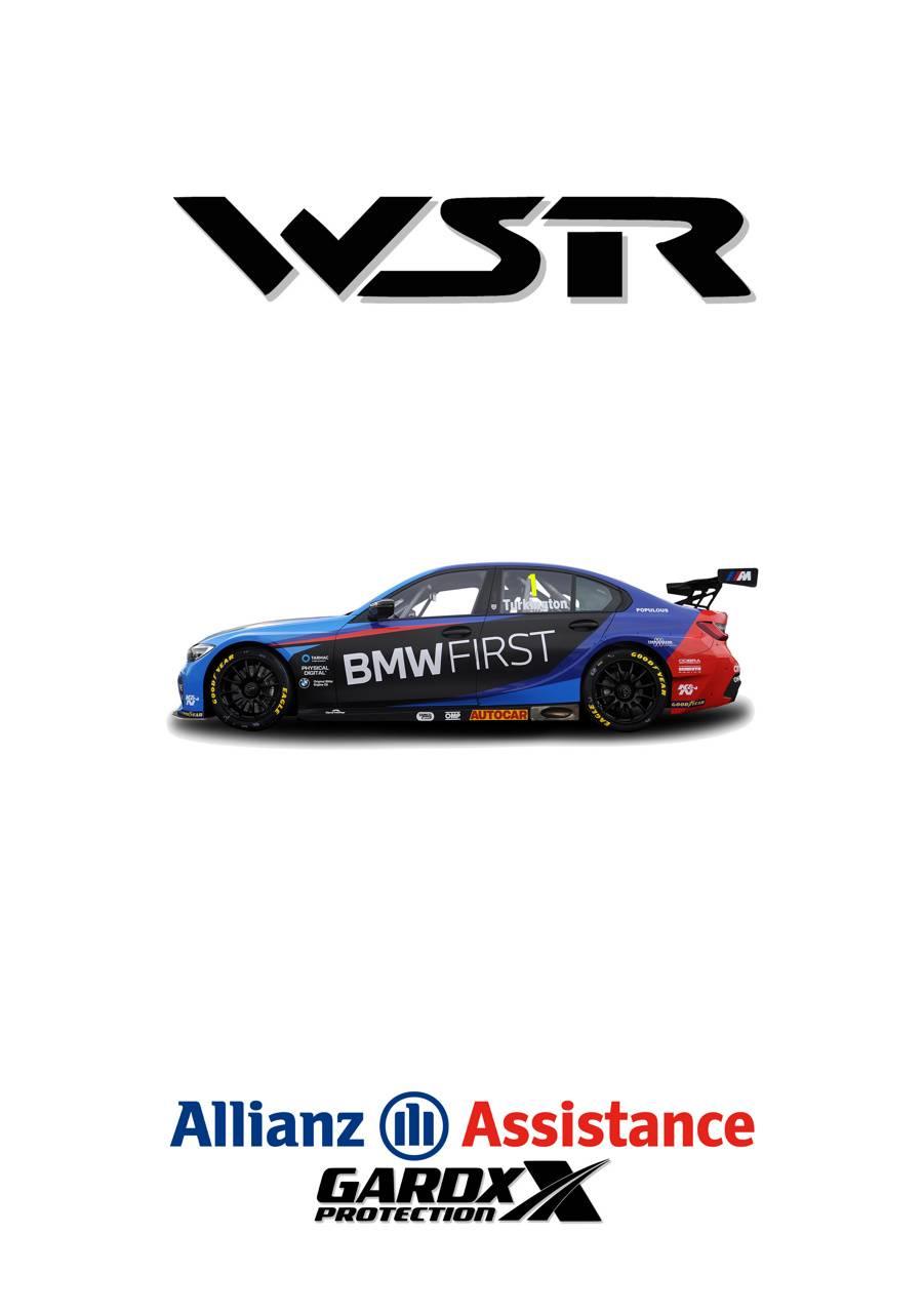 Team BMW WSR 2020