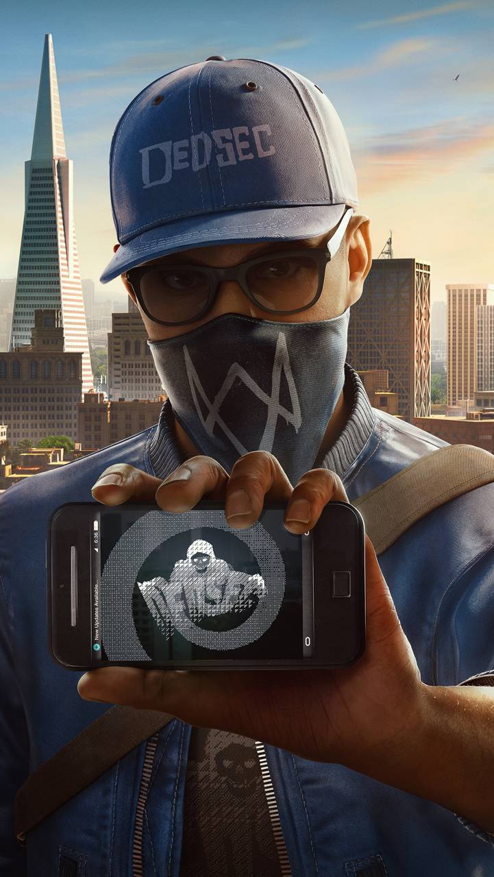 Watch Dogs 2 Marcus Wallpaper By Juniorpro 78 Free On Zedge