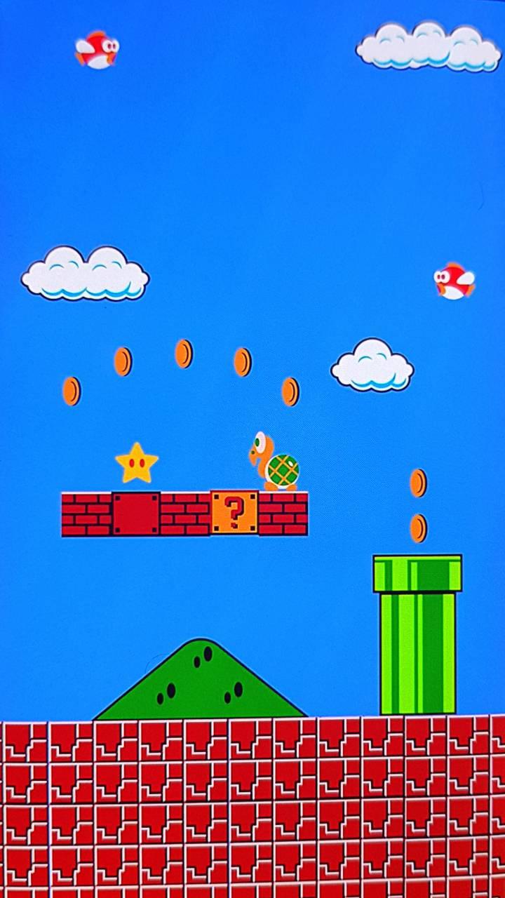 Mario brs