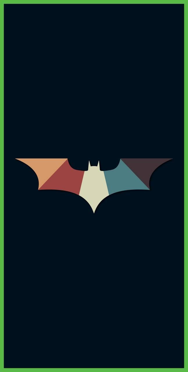 Batman Flat Logo