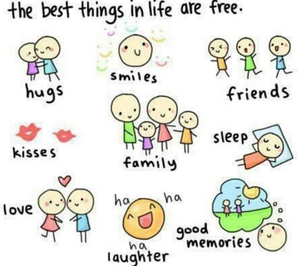 Best Things In Life