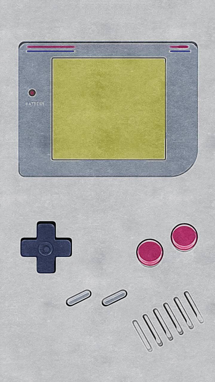 Gameboy Wallpaper