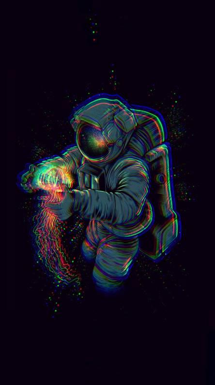 Fringe Astronaut